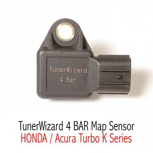 TunerWizard 4 Bar Map Sensor